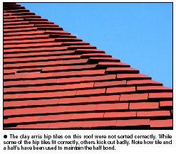 Plain Tile Hips Part 2